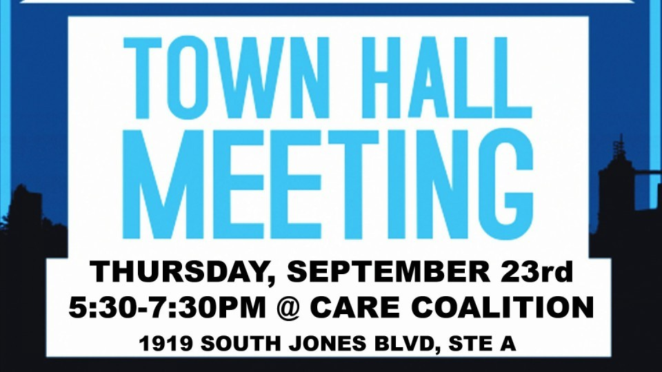 Care Coalition Town Hall Meeting